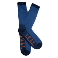 Jack Of All Trades Men's PK1 Sustainable Bamboo socks for outdoor, work and play - Royal Blue