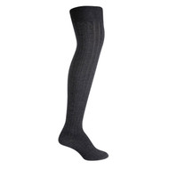 Sock Cafe Women's PK1 Wool Rib Over The Knee