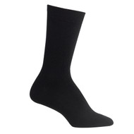 Bearfoot Children's PK3 Cotton Crew Socks - Black