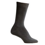 Bearfoot Women's PK3 Cotton Crew Socks - College Grey