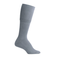 Bearfoot Men's PK1 Cotton School Knee High Socks - School Grey