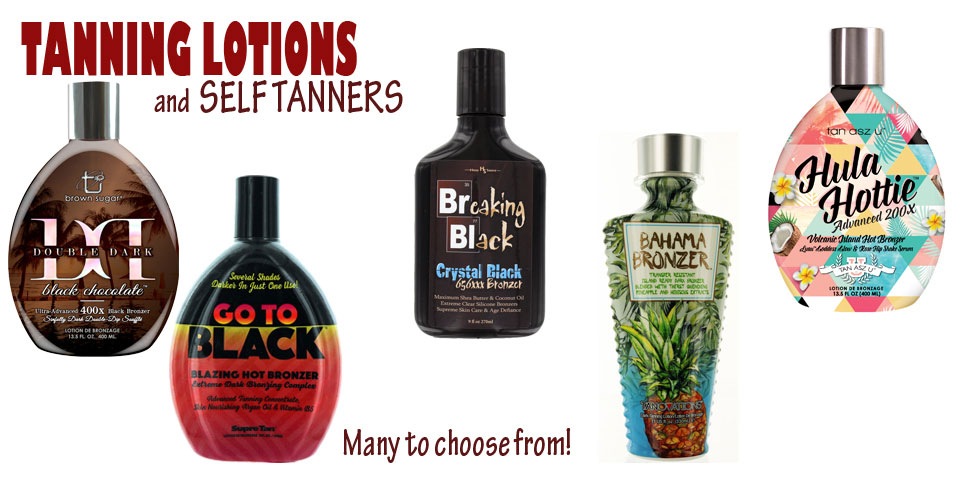 Tanning Lotions & Skincare Products 2019