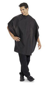 Andre Hair Styling Cape Black # 617