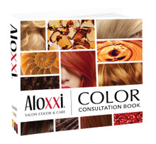 Aloxxi Color Consultation Book
