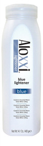 Aloxxi Powder Lightener Blue 14.1oz