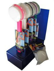 Backhand Lotion Applicator Empty Display
