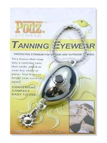 Chrome Podz Tanning Goggles
