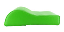 Contour Tanning Bed Pillow High Profile Fiesta Lime