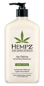 Hempz Moisturizer Age-Defying 17oz