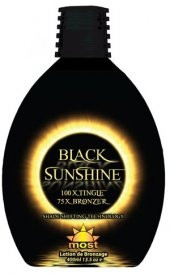 Most Black Sunshine Tingle Bronzer 13.5oz