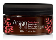Body Drench Argan Oil Replenishing Body Butter 8oz