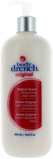 Body Drench Original Moisturizer, 16.9oz