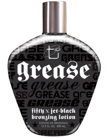 Tan Inc Grease Fifty X Jet Black Bronzing Lotion 13.5oz