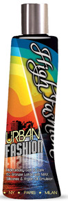 High Fashion Urban Fashion Tanning Lotion with Max Bronzers, 10oz