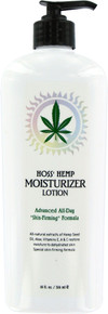 Hoss' Hemp Advanced All -Day Skin Firming Moisturizer 18oz