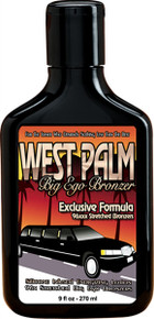 Hoss Sauce West Palm w/bronzer lotion 9oz