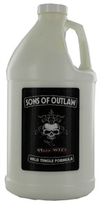 Sons of Outlaw tingle w/hemp lotion 64oz