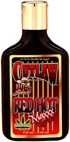 Hoss Sauce Outlaw Red Hot Maxxx Tanning Lotion