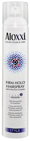 Aloxxi Firm Hold Hairspray, 9.1oz