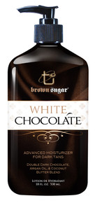 Brown Sugar White Chocolate Moisturizer by Tan Inc., 18oz