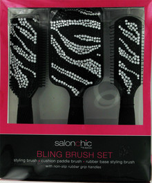 Salonchic Professional Bling Brush Set