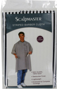 Scalpmaster Striped Barber Cloth