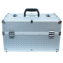 City Lights Extra Large Lockable Aluminum Tool Case ATC100