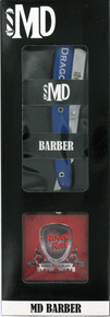 MD Barber Blue Dragon Razor