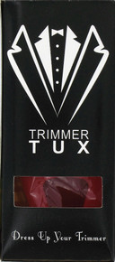 MD Barber Trimmer Tux, Red