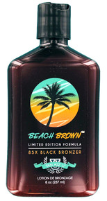 Tan Asz U Beach Brown 85X Black Bronzer, 8oz