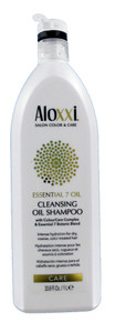 Aloxxi Essential 7 Cleansing Oil Shampoo