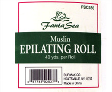 Fanta Sea 40 Yards Muslin Epilating Roll