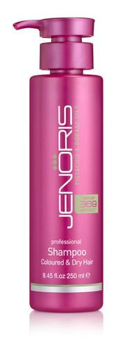 Jenoris Coloured & Dry Hair Shampoo,  8.45 fl oz