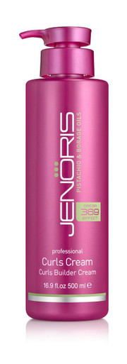 Jenoris Curls Cream, 16.9 fl. oz.
