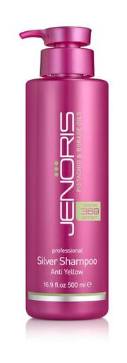 Jenoris Silver Shampoo, 16.9 fl oz