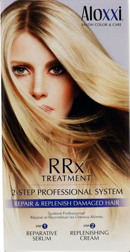 Aloxxi RRx Treatment 2-Step Professional System