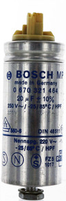 Capacitor - UF 20 by Bosch