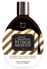Tan Inc Black Chocolate Fudge Brownie Tanning Lotion, 13.5 fl. oz