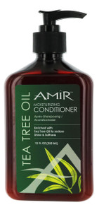AMIR Tea Tree Oil Moisturizing Conditioner, 12 fl oz