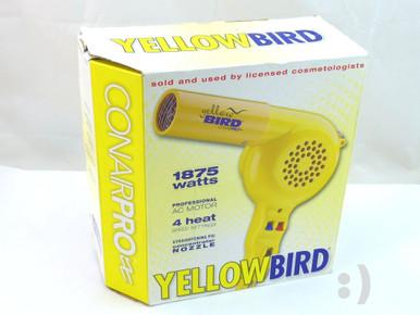 Conair YellowBird, 1875 Watt Hair Dryer