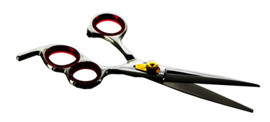 NORVIK Three Hole Hair Styling Shears, 5.75""