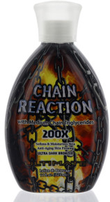 Ultimate Chain Reaction Tanning Lotion with Bronzers, 11 fl oz