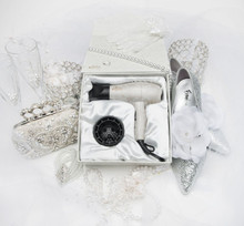 Honeymoon Aria Beauty Mini Blowdryer gift set