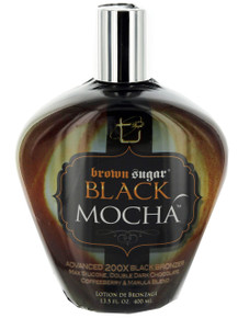 Tan Inc Brown Sugar Black Mocha Tanning Lotion with Bronzer, 13.5 fl oz
