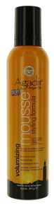 Agadir Volumizing Mousse Styling Formula,  8.5 oz