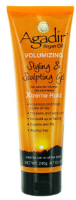 Agadir Argan Oil Volumizing Styling & Sculpting Gel 8.7 fl oz