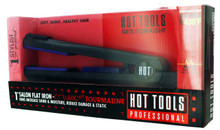 "Hot Tools Professional 1"" Salon Flat Iron. Mdl. 1188"