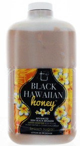 Tan Inc Black Hawaiian Honey Tanning Lotion with Bronzers. 64 fl oz