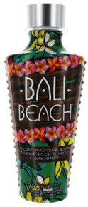 Bali Beach Tanning Lotion with Coconut Infused Black Bronzer