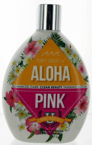 Aloha Pink Tanning Lotion by Tan Asz U. 13.5 fl oz.